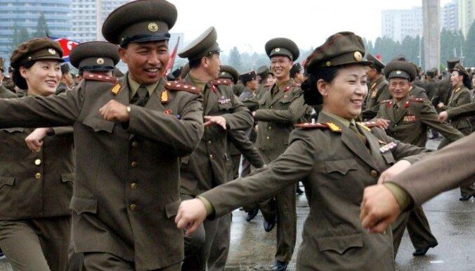 Ziemeļkorejā pieaug no pašu ražotā metamfetamīna atkarīgo skaits