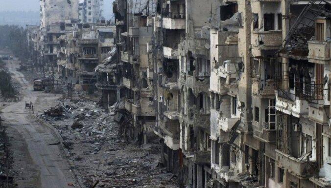 'Islāma valsts' džihādisti atkal iebrukuši Kobanē