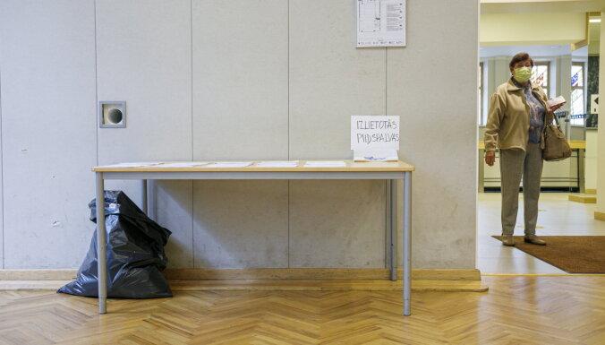 Незаконные листовки и бюллетени без печатей: какие инциденты были зафиксированы на выборах в Рижскую думу
