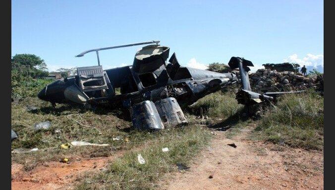 В Украине упал частный вертолет: погибли 3 пассажирки
