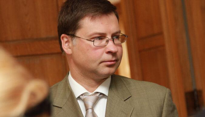 Dombrovskis: Aizeju ar padarīta darba sajūtu