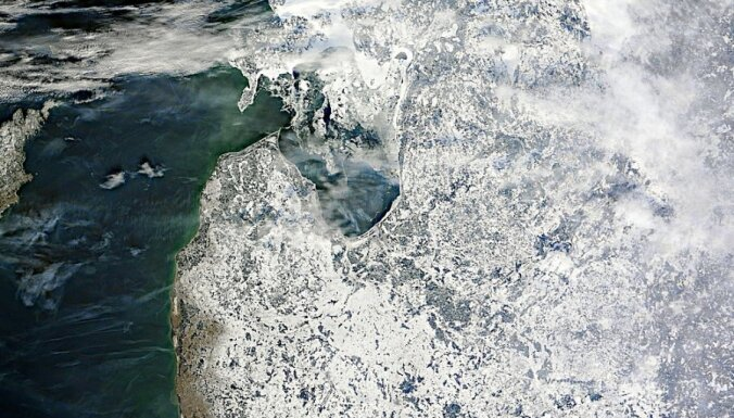 Trešdiena - siltākā diena kopš rudens; ceturtdien sāks ieplūst arktiskās gaisa masas