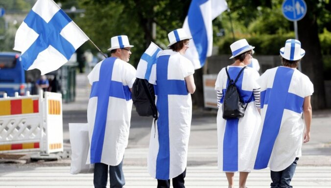 Около 7000 финских болельщиков приедут в Россию на ЧМ-2016