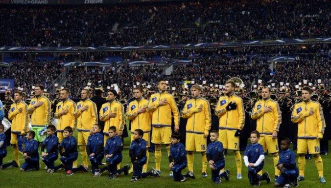 Латвия может стать домом для сборной Украины по футболу
