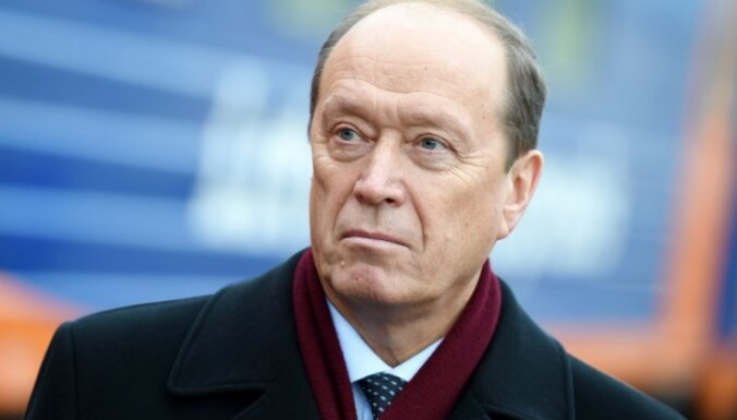 Посол РФ Вешняков вызван для объяснений в МИД Латвии