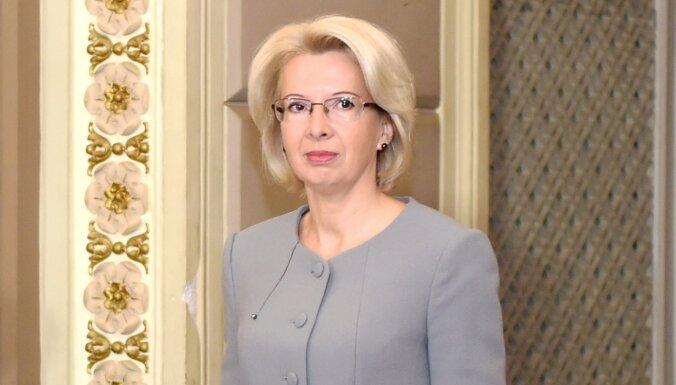 """""""Украина сейчас словно доспех всей Европы"""". Спикер Сейма Мурниеце посетила Донбасс и пообщалась с ВСУ"""