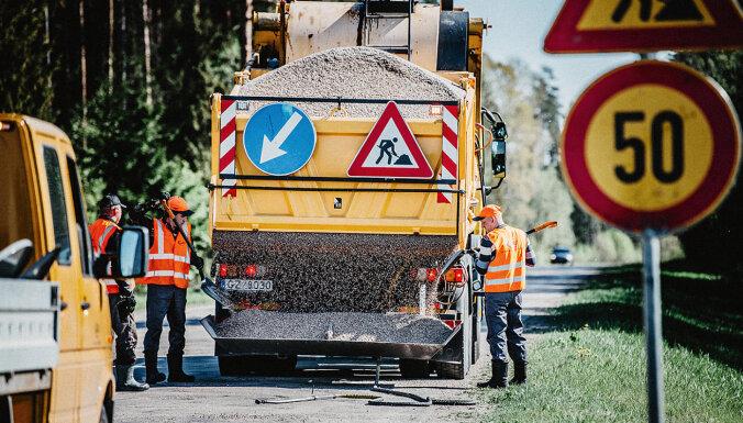 В рамках региональной реформы отремонтируют 900 км региональных дорог