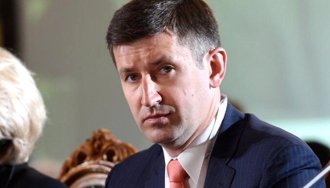 Vjačeslavs Dombrovskis apsver iespēju veidot jaunu politisko spēku