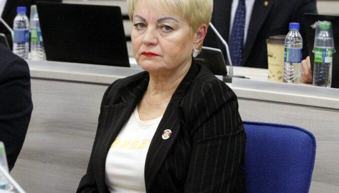 Член горсовета Клайпеды Элла Андреева допрошена в деле о шпионаже