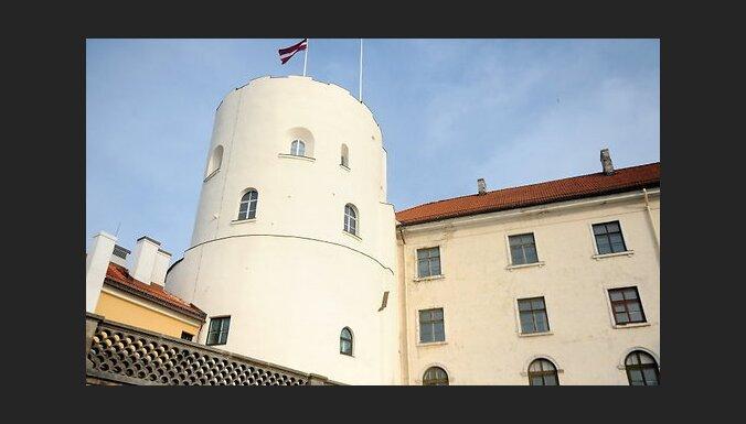 Рижский замок сдан в эксплуатацию