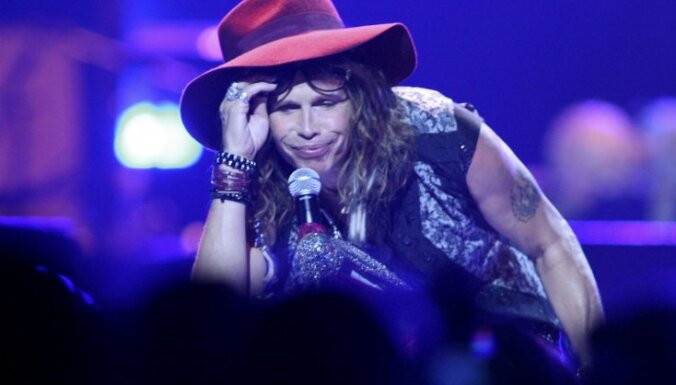Вокалист Aerosmith Стивен Тайлер оказался украинцем