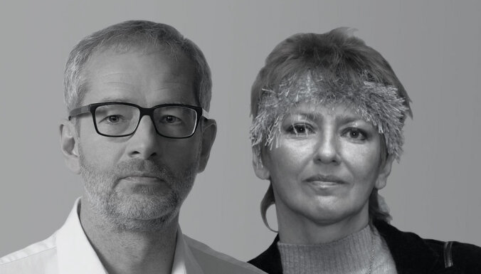 Delfi TV с Янисом Домбурсом: на вопросы отвечает писательница Гундега Репше