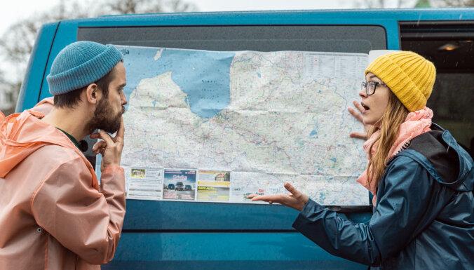 #ESamkopā: Eiropas trubadūru iedvesmojošais ceļojums pa Latviju