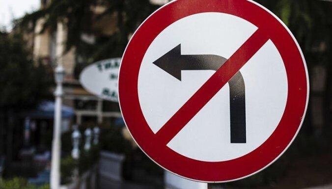 В Кенгарагсе запретят левый поворот на проблемном перекрестке