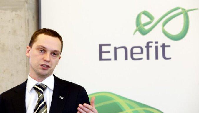 Pērn par 19% palielinājusies 'Enefit' peļņa