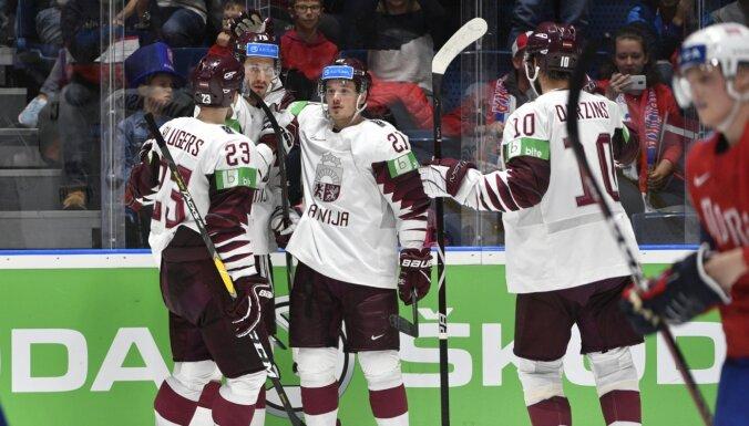 Rīga rīkos visu 2021. gada pasaules hokeja čempionātu