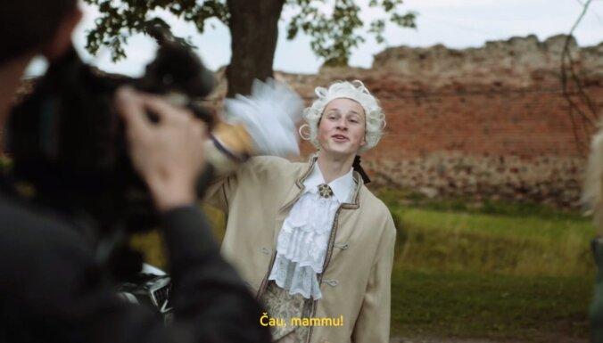 Tapis asprātīgs video rullītis, aicinot apskatīt Latvijas vecāko pilsētu – Ludzu