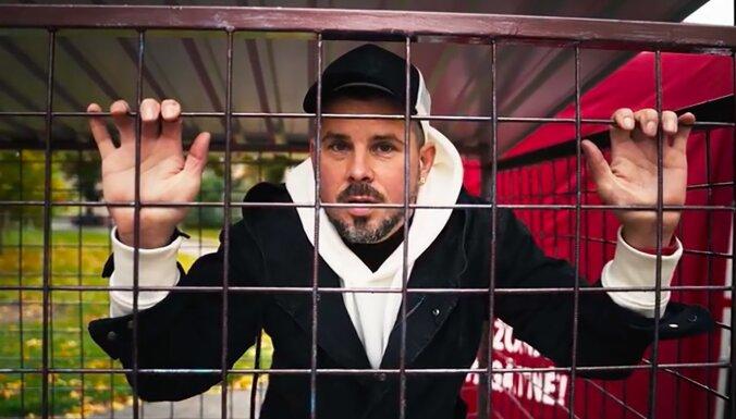 ВИДЕО: Интар в клетке. Как Бусулис попал за решетку?