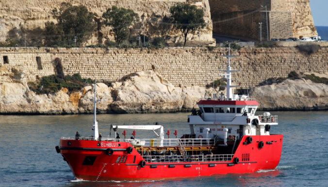 Мальтийский спецназ освободил захваченный мигрантами танкер