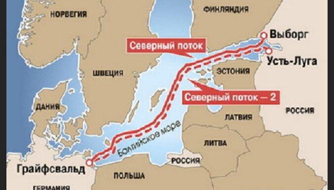 """Парламент Украины призвал мир не способствовать строительству """"Северного потока - 2"""""""