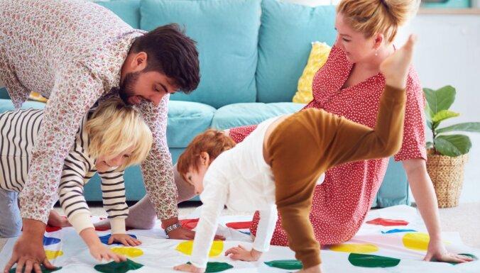 Исследование: у каждого третьего жителя Латвии длительное пребывание дома вызывает повышенную нервозность