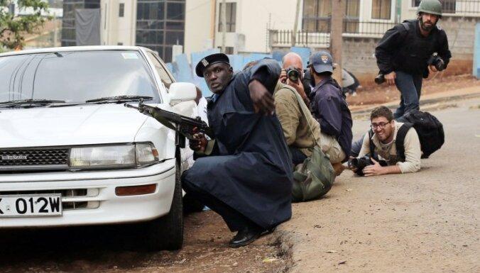 Названы имена террористов, атаковавших Westgate; их всего четверо