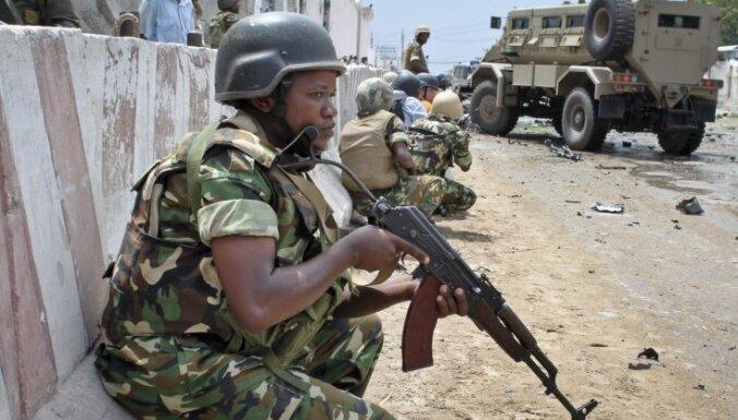 "В Сомали спецназ атаковал базу боевиков ""Аш-Шабаб"""