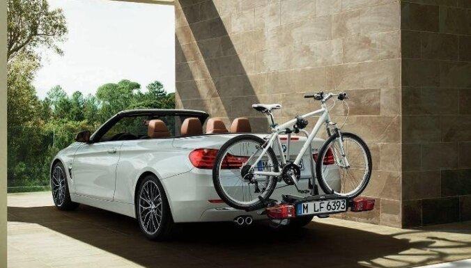 Pirmie attēli ar 'BMW' 4. sērijas kabrioletu
