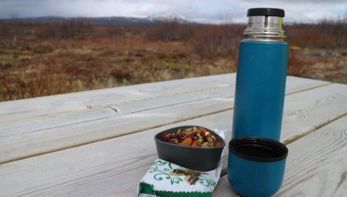 Kājām apkārt Islandei: Agates ceļojums ar grūtībām un pasakainiem skatiem