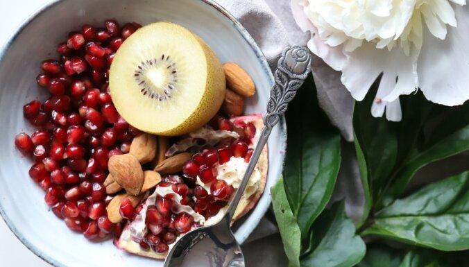 Uzlādē savu imunitāti ar vitamīnu kokteili