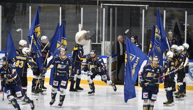 'Kurbads' aiziet no Latvijas hokeja čempionāta