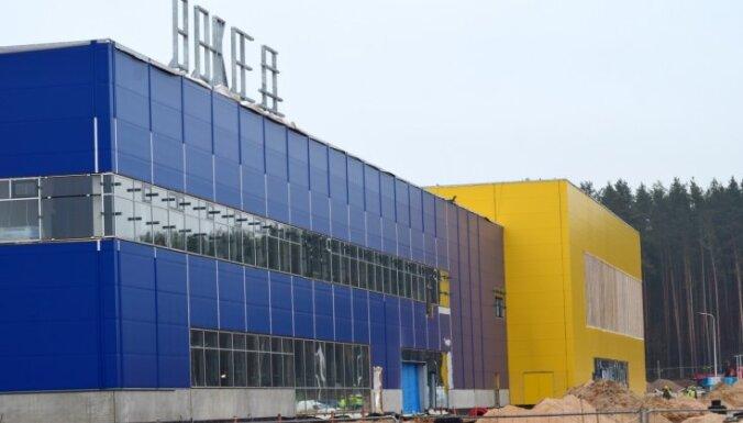 IKEA ищет более 100 сотрудников в Латвии
