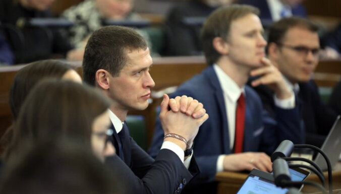 Сейм решил выдать депутата Юрашса для уголовного преследования