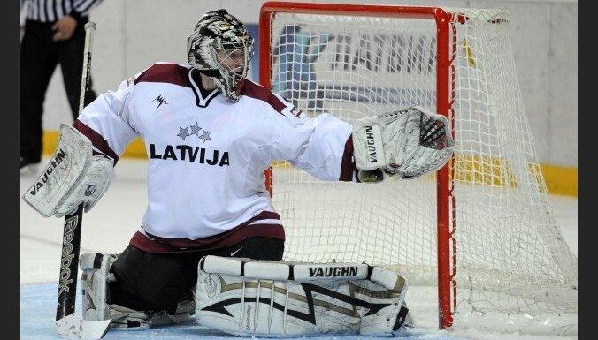 Латвийский голкипер признан самым ценным игроком в Казахстане
