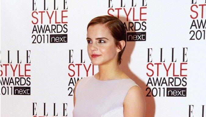 """Журнал Elle назвал Эмму Уотсон """"Женщиной года"""""""