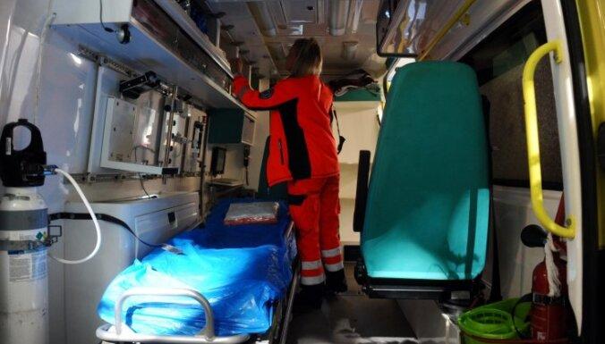 Скорая помощь прекращает режим чрезвычайной ситуации