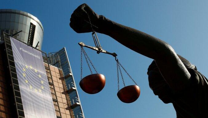 Германия предложила наказание для стран ЕС, нарушающих принцип верховенства права