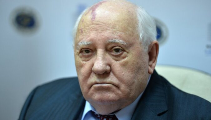 Горбачев призвал ООН срочно остановить подготовку России и США к ядерной войне