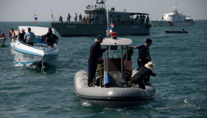 Капитан затонувшего в Таиланде парома принимал наркотики и алкоголь