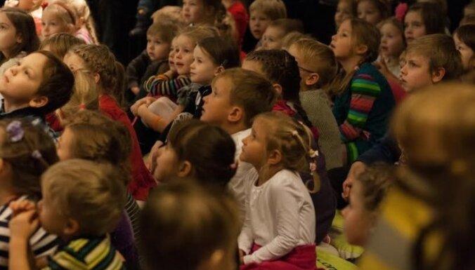 Aicina uz koncertuzvedumu pirmsskolas vecuma bērniem 'Krievu suvenīrs'