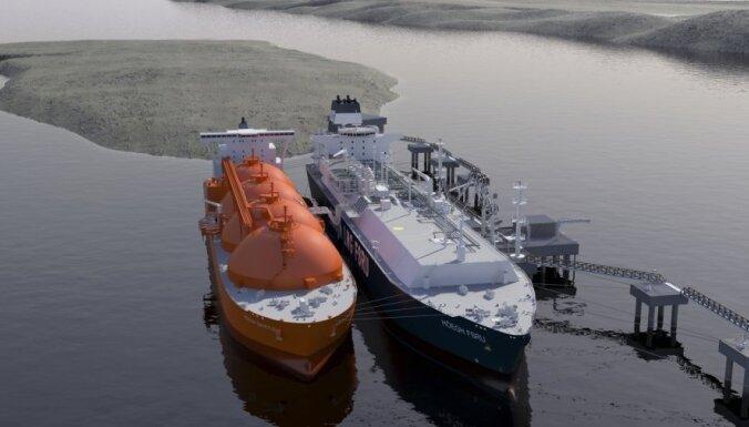 Baltijas valstis apsver iespēju veidot vienotu gāzes tirgu