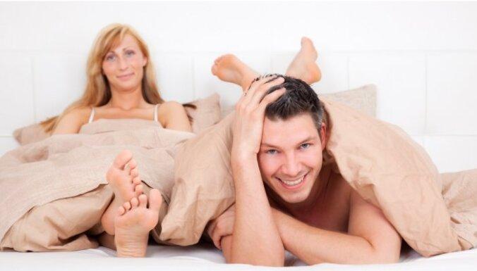 Trīs īsi padomi, kā uzlabot seksu ar mērķi ieņemt bērnu