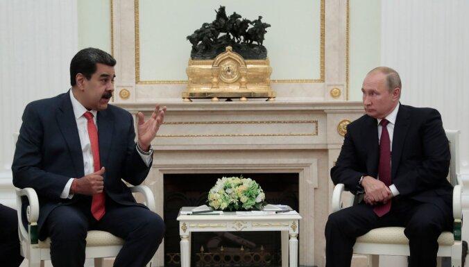 Мадуро прилетел к Путину. О чем они говорили в Кремле?