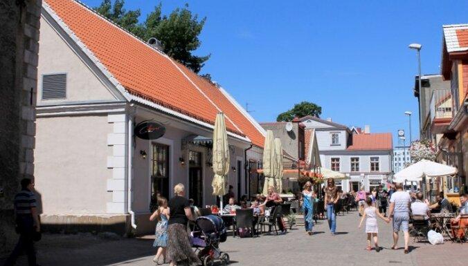 Латвийские туристы возвращаются в Эстонию
