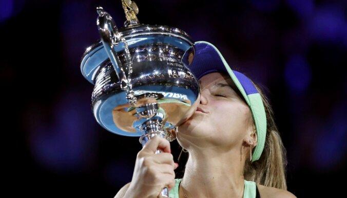 Американка Софья Кенин выиграла Australian Open