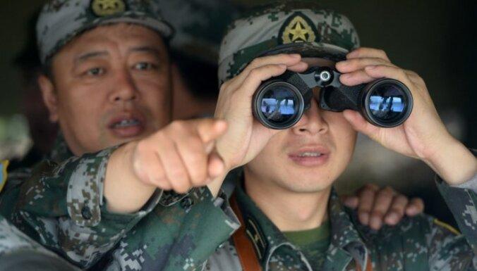 ASV izlūkdienestu vadītāji brīdina par 'nesalīdzināmiem draudiem' no Ķīnas