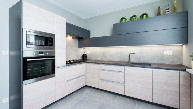 Iekārtojam virtuvi: kā izvēlēties piemērotākās mēbeles?