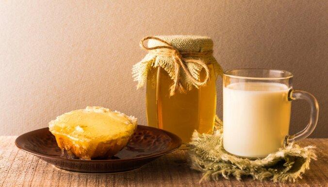 Noskaidroti Latvijas labākie piena un medus produkti