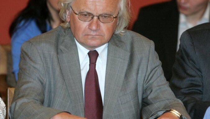 Член совета КРФК Плацис подал в отставку