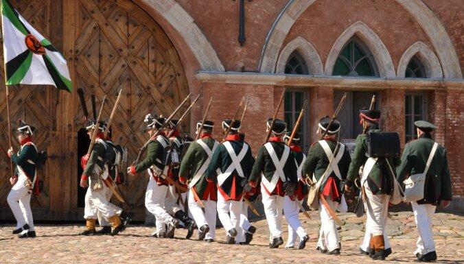 ФОТО. 17 июля в Даугавпилсской крепости состоится исторический фестиваль (+ огненное шоу)